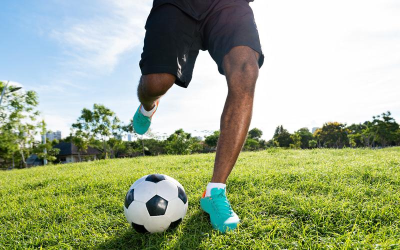เทคนิคการเล่นบอล